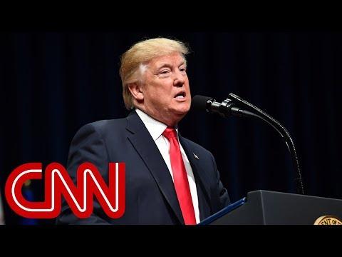 Trump's full speech at FBI Academy