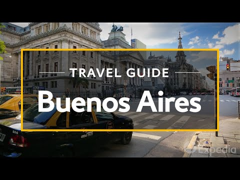 Buenos Aires Vacation Travel Guide