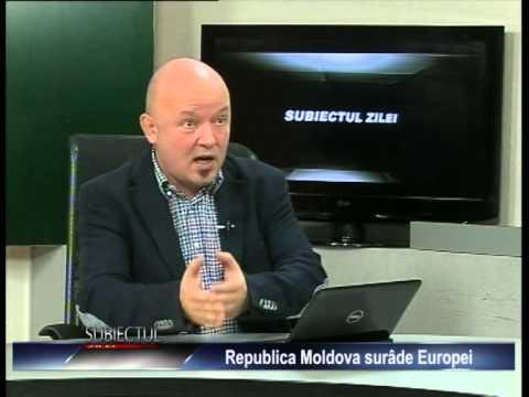 Emisiunea Subiectul zilei – Alegerile din Republica Moldova – 2 decembrie 2014
