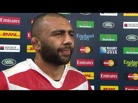 Michael Leitch: Three wins in RWC is great for Japan