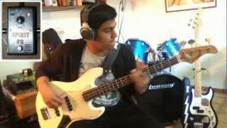 Divididos - Luca (Bass cover)