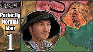 CK2: Perfectly Normal Man #1 - Himalaya Roleplay (Series B)
