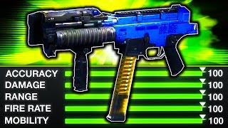 """MOST """"UNDERRATED"""" WEAPON in Infinite Warfare! HVR SMG BEST Class Setup (Call of Duty Underrated Gun)"""