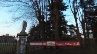 preview picture of video 'Bebop Parrot Villa Bagatti Valsecchi Varedo (MB)'