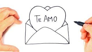 Dibujos Para Dibujar De Amor A Lapiz Paso A Paso 免费在线视频最佳