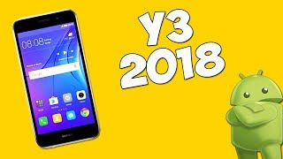 Huawei Y3 2018 - СМАРТФОН НА ANDROID GO ЗА 60$