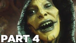 MORTAL KOMBAT 11 STORY MODE Walkthrough Gameplay Part 4 - JADE (MK11)
