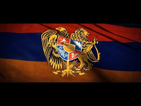 All stars - Anthem of Armenia