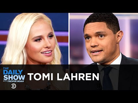 Tomi Lahren - Giving a Voice to Conservative America on