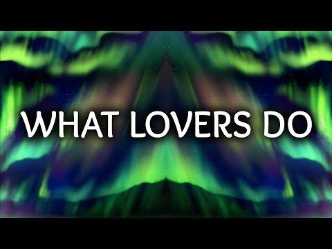 Maroon 5 ‒ What Lovers Do (Lyrics / Lyric Video) ft. SZA