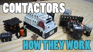 Episode 33 - Contactors - TYPES AND HOW THEY WORK