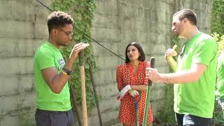 Actress Diane Guerrero Joins vitafusion Fruit Tree Planting Project