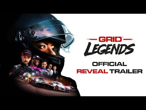 Trailer d'annonce de GRID Legends