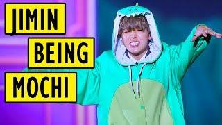 BTS Jimin Being a Living Mochi