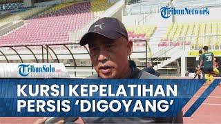 Kursi Kepelatihan Persis Solo 'Digoyang', 3 Kandidat Pelatih Mencuat, Nama Coach Mario Gomez Muncul