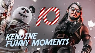 Kendine Funny Moments #10
