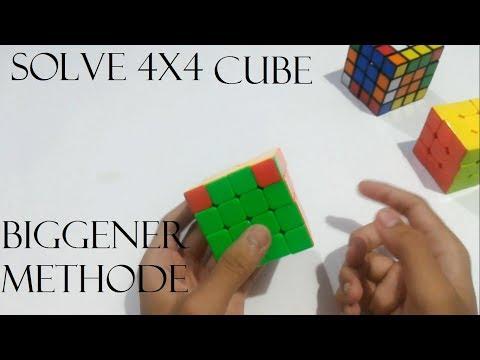 How to solve 4x4 Rubik's cube in Hindi 4*4 रूबिक्स क्यूब