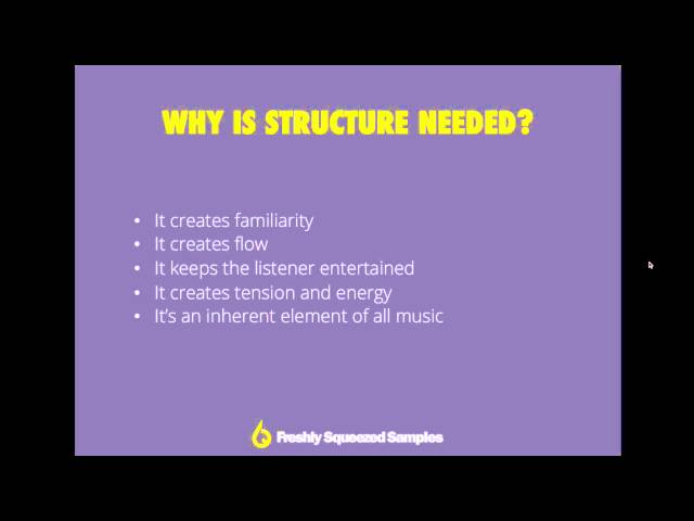 Song Structure & Arrangement In Electronic Music | Soundontime