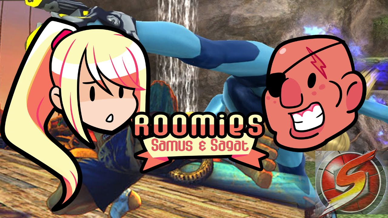 What If Samus Shared An Apartment With Sagat?