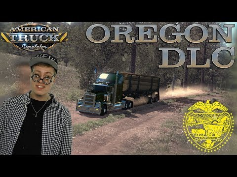 OREGON DLC ANEB KRÁLOVSTVÍ DŘEVAŘSKÉHO PRŮMYSLU! | American Truck Simulator #31