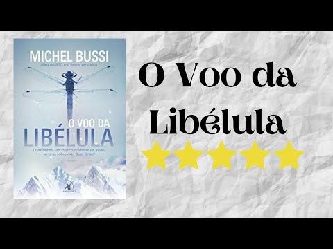 Resenha #11 - O Voo da Libélula de Michel Bussi