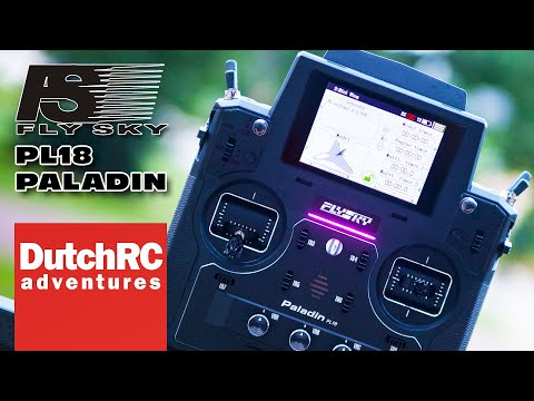 Full Review of the Flysky Paladin PL18 radio