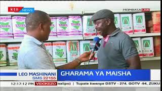 Hisia za wakaazi wa Mombasa kuhusu kupanda kwa gharama ya maisha nchini