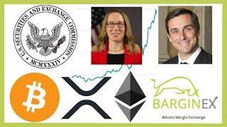 SEC Turning BULLISH On Crypto - Crypto Bills In Congress - Swift vs Ripple - Barginex Live