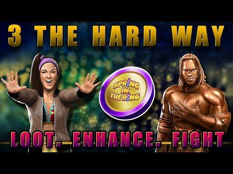 Loot Pulls, Talent Up & EdDawgyDogg- WWE Champions