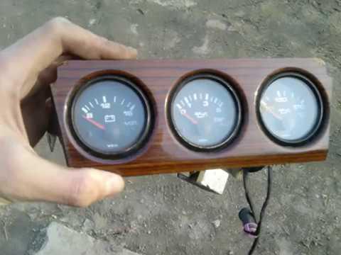 Wie den Sensor für das Benzin zu machen