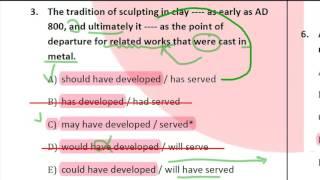 012 - MODALS - Modals soruları nasıl çözülür?