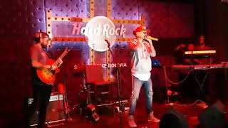 Ella Me Persigue - Bonny Lovy Ft. Alkilados Hard Rock Cafe
