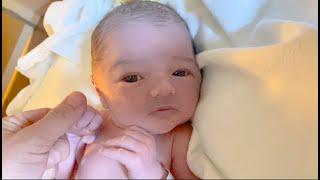 My Third Son Was Born.