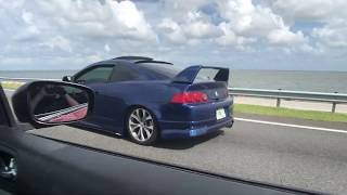 K24 Swapped RSX Type-S vs Stock G37S Coupe | Roll Race
