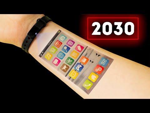 Aquí Será Tu Teléfono Inteligente En 2030