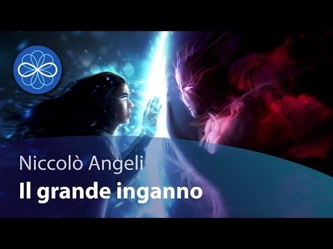 Olisticmap - Il grande inganno e i falsi portatori di luce - Niccolò Angeli