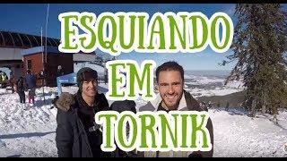Esqui na Sérvia - Tornik, montanha Zlatibor