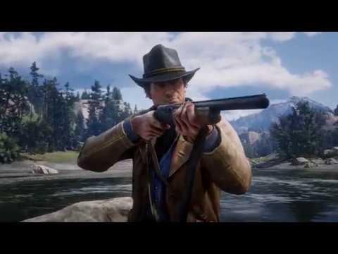 Red Dead Redemption II العرض الرسمي لطريقة اللعب