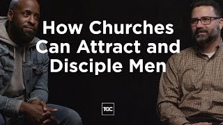 A Game Plan for Discipling Men in the Church
