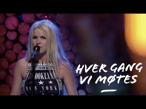 Sol Heilo - Holde rundt deg (Hver gang vi møtes 2019)
