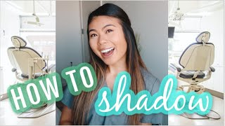 How to Shadow Dentists - Q&A // LauraSmiles