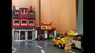 preview picture of video 'Lego city Havárie 2'