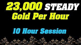 Legion: 23,000+ Gold Per Hour   Steady Farm   10 Hour Session  