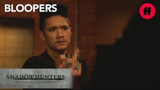 Shadowhunters | Bloopers Season 2, Part 2 | Freeform