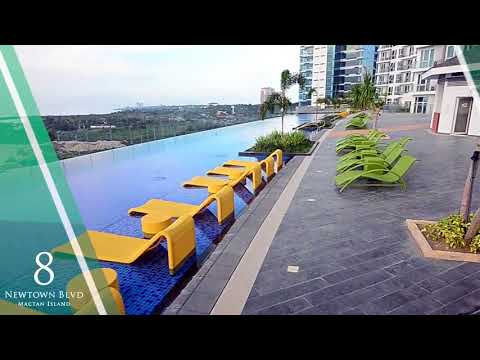 2 Bedroom Condo For Sale Cebu at The Mactan Newtown