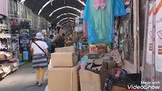 Алмата.Барахолка.Корейская терка.рынок БАЙСАТ.