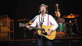 "Paul McCartney ""Two Of Us"" Live from Wells Fargo Center"