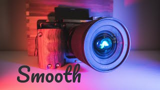 Get Smooth Footage On The Sony A6400 Without Stabilization