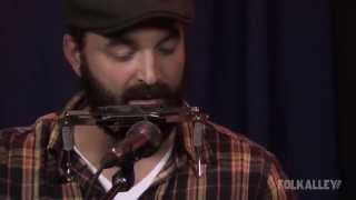 "Folk Alley Sessions: Drew Holcomb - ""You'll Always Be My Girl"""