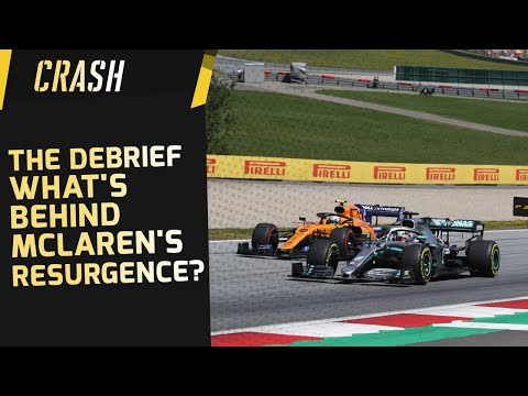 The Debrief - What's behind McLaren's resurgence